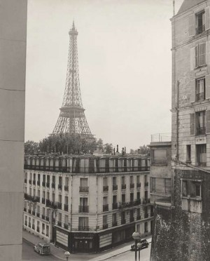 Untitled (Eiffel Tower, Paris), 1934