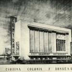 Central Cinema, Montevideo, by Rafael Lorente Escudero