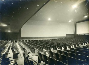 Central Cinema, Montevideo, late 1940s