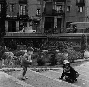 Children playing