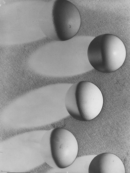 Eggs (Solarization)