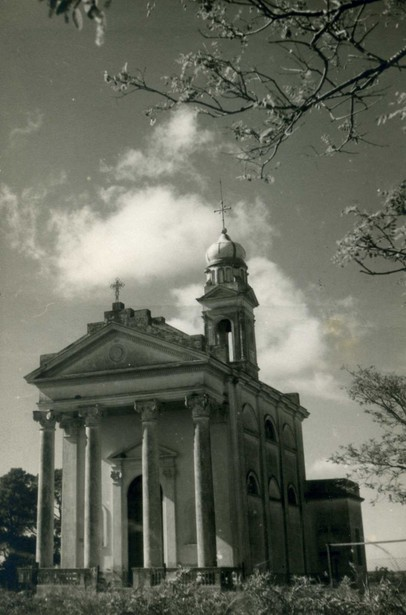 Church in Villa Garcia, Montevideo